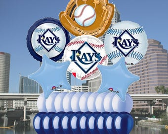 Tampa Bay Rays Balloon Kit