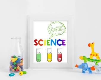 science decor etsy science inspired home decor Science Home Decor Kitchen