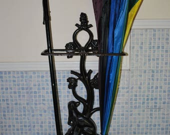 Umbrella stand.Stick stand