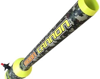 Potato Gun Cannon Limited Edition Digital Camo & Lime - Shoots 200 Yards!