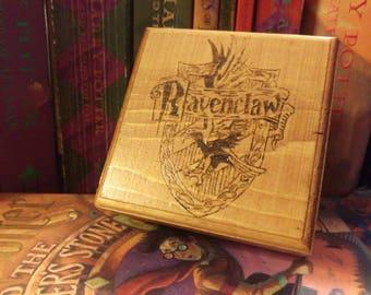 Harry Potter Ravenclaw Inspired Trinket Box