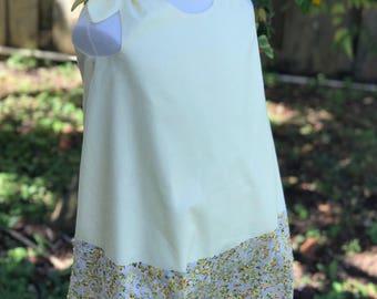 Spring dress for girls. Summer dress for toddler. Dress for girls. Dress for photo shoot. Dress for baby girl.  Size 5. vintage dress