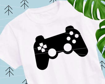Game Controllers svg joystick svg gamepad svg gaming clipart svg video game cut files cutting file Svg Files for Cricut Silhouette lfvs