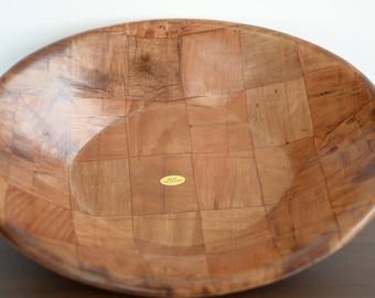 Wooden Formosa Bowl