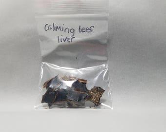 Calming Dog Treats Beef Liver