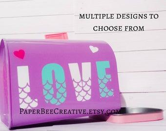 Schön Valentineu0027s Day Mailbox PURPLE, Kids Valentines Day Gift, Valentines Mail  Box, Kids Valentine