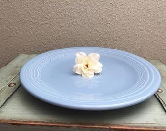 Dinner Plate in Fiesta Periwinkle Blue