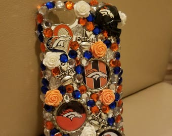 Broncos iphone 7 cell case