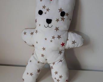 Plush Stuffed Fox