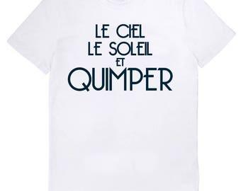 T-shirt - Quimper