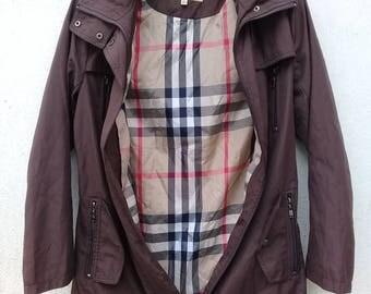 Burberry Bringhton Coat Jacket /Trench Coat /