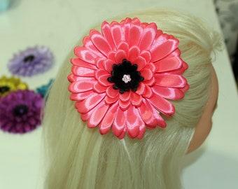 Hair clips, hair clips, clippers, hair clip, Kanzashi, manual work