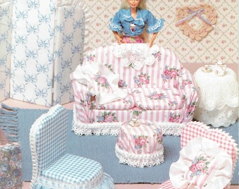 McCalls 14 311 Model Home for Fashion Doll