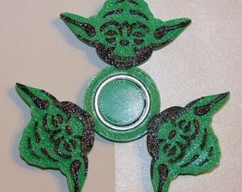 Star Wars Yoda Fidget Spinner