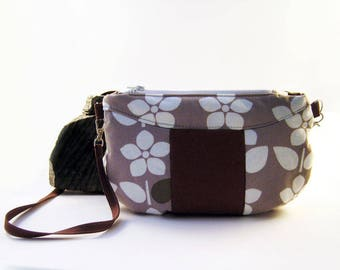 MADE TO ORDER- Choose your Fabric - small shoulder bag- Ladies purse- Childs purse- Gift for her-Purse, Fabric Handbag, Shoulder bag