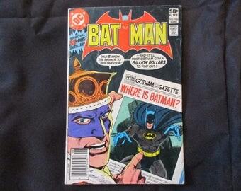 Batman #336 D.C. Comics 1981