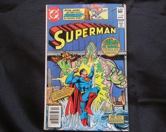 Superman #370 D.C. Comics 1982