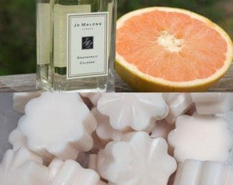 Jo Malon Dupe Grapefruit designer & luxury fragrance wax melts x3 highly scented