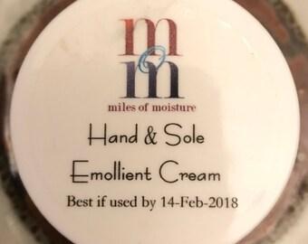 Emollient Cream | All Natural Hand and Foot Cream, Emollient Cream