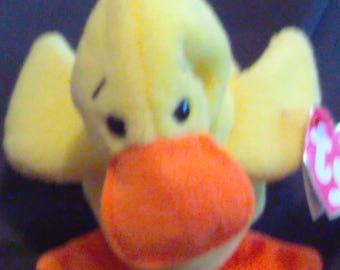 Quackers ty Beanie Babie