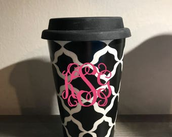 Travel Coffee Cup