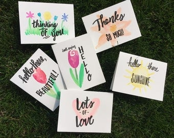 Greeting Cards (Variety Pack)