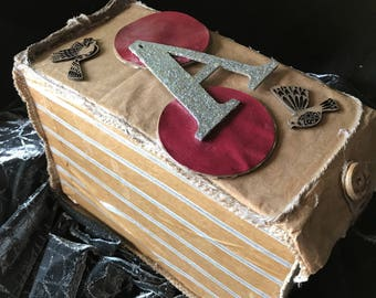 Crafted Letter Box