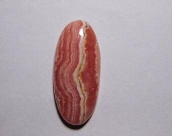 Awesome Rhodochrosite cabochon, Rhodochrosite loose gemstone,Rhodochrosite gemstone,Rhodochrosite loose stone 28 cts