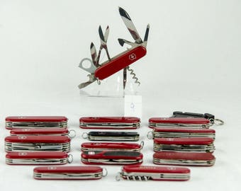Victorinox Swiss Army Knives - Lot of 15