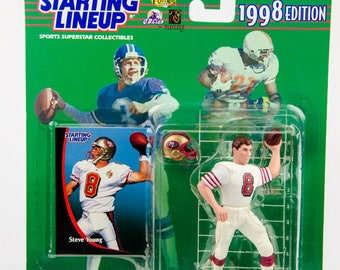 Starting Lineup 1998 NFL Steve Young Action Figure San Francisco 49ers