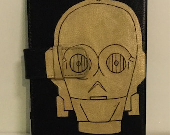 Star Wars Tablet Case/ R2D2 Kindle Case/ C3PO Tablet Case/ BB8 Kindle Case