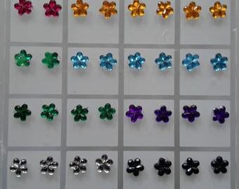 wholesale lot Earrings, Plastic, jewelry (5000 pairs) , earrings lot, jewelry lot