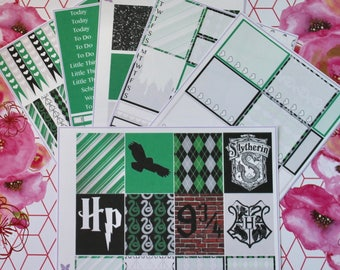 Harry Potter Slytherin ll Full Kit