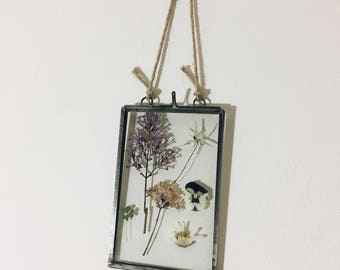 Floral Specimen Frame - 4x6