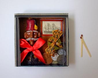 Ferne Zeiten (present, decoration, box, art object, gift)