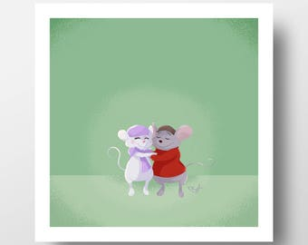 Love, The Rescuers