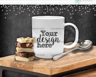 Mug Mockup, Blank Mug Design, Coffee Cup Mockup, White Mug Template, Styled Stock Photography, Coffee Mug Mockup, Blank Mug Mockup, Mock Up