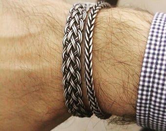 Fine silver, silver bracelets, kazaz, silver design, perfect gift, mens fashion, unique, elegant, fancy gift, handmade jewelry, unisex