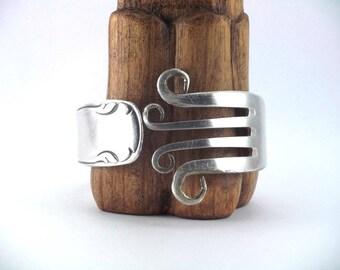 """Tina"" silver plated bracelet"