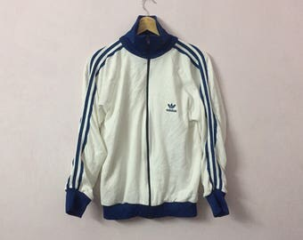 SALE ! Vintage ADIDAS sweater small logo embroidery logo