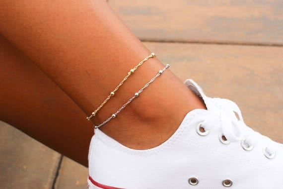 Image result for anklet