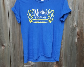 Vintage Modelo beer shirt