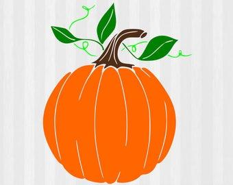 Fall Svg - Pumpkin Svg - Halloween Svg - Halloween bundle - Silhouette File - Cricut File - DXF - Cut file - Studio files - Silhouette cameo