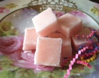 Japanese Cherry Blossom Sugar Scrub Cubes