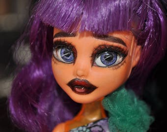 Ooak (create your own) Monster High Doll