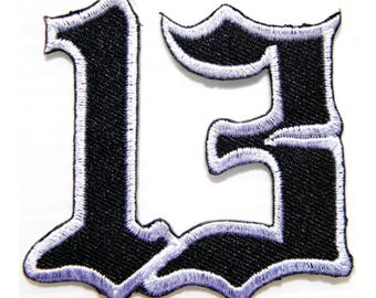 Lucky Number 13 Patch W.Ch.Patch