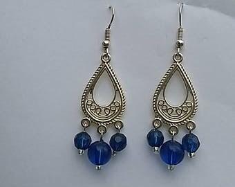 French Hoop Earrings