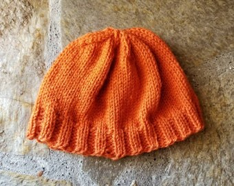 Basic Beanie / Simple Knit Hat