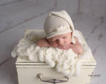 Ainsley's Blanket: Photo Prop Blanket