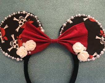 Pirates of the Carribean Inspired Ears